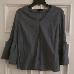 Banana Republic Business Casual w/ Bell Sleeves